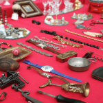 You can sell many household items at a flea market. Here we list some of top sellers.