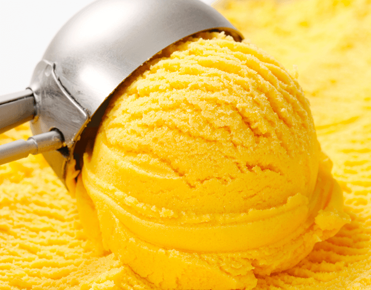 Make some creamy butterscotch ice cream today.