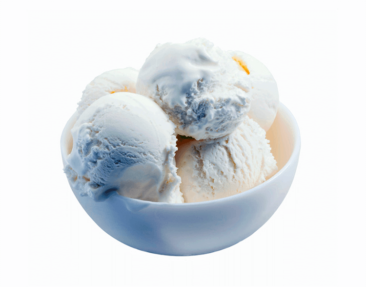 This is the simplest vanilla ice cream recipe you will find.