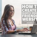 create search engine friendly website