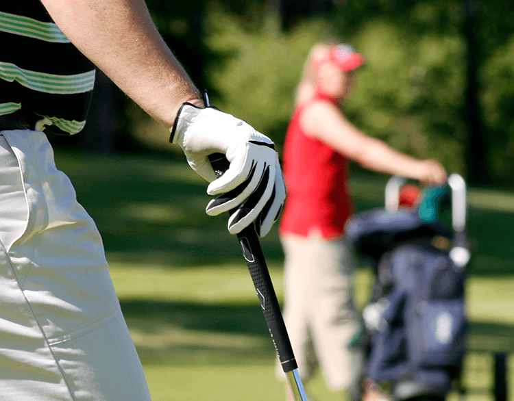Golf caddies can earn money plus tips.