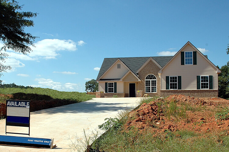 New Home Construction for sale