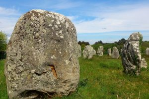 Carnac Stones of France